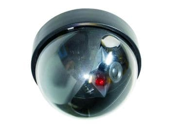 CS44D Dummy Dome Camera with Flashing Light